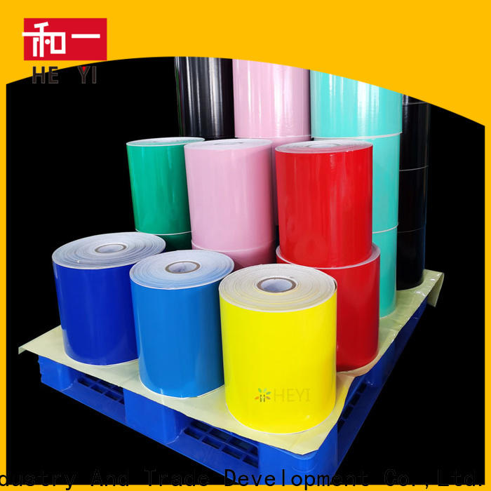 HEYI Best adhesive vinyl rolls for sale for scrapbooking