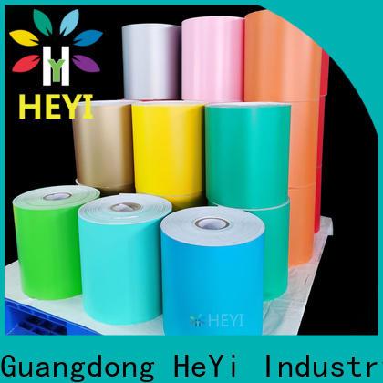 HEYI adhesive vinyl rolls suppliers for scrapbooking