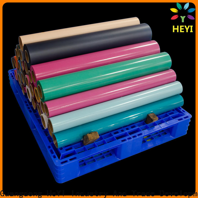 HEYI Top wholesale heat transfer vinyl rolls factory price for wear