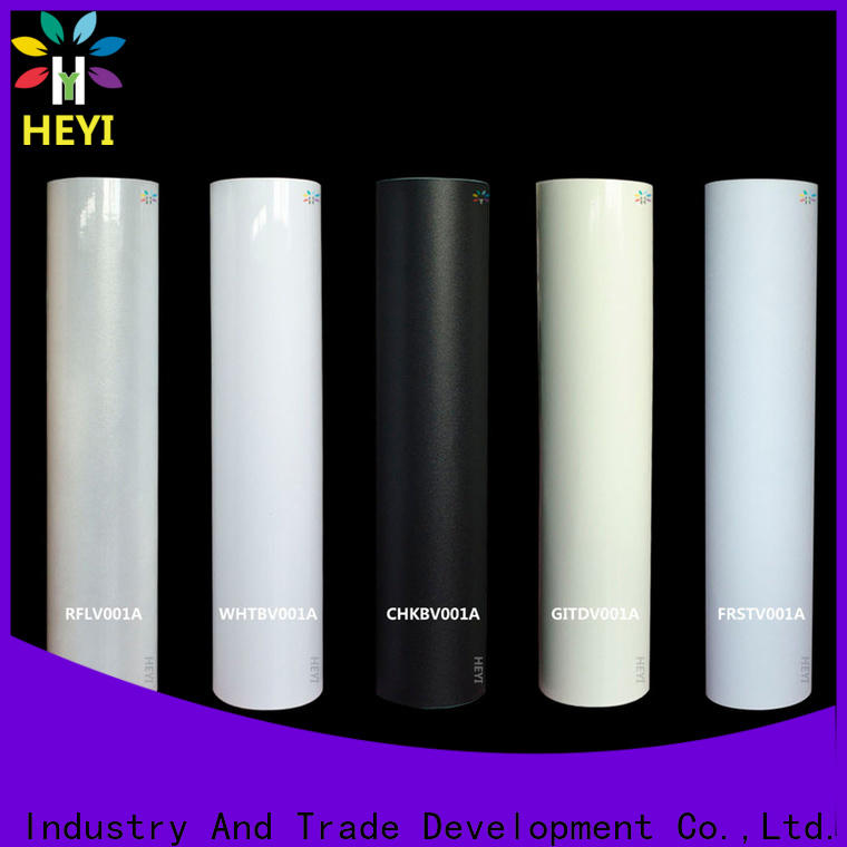 HEYI adhesive vinyl rolls suppliers for marking and decoration