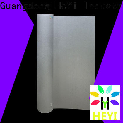 HEYI adhesive vinyl rolls supply for marking and decoration