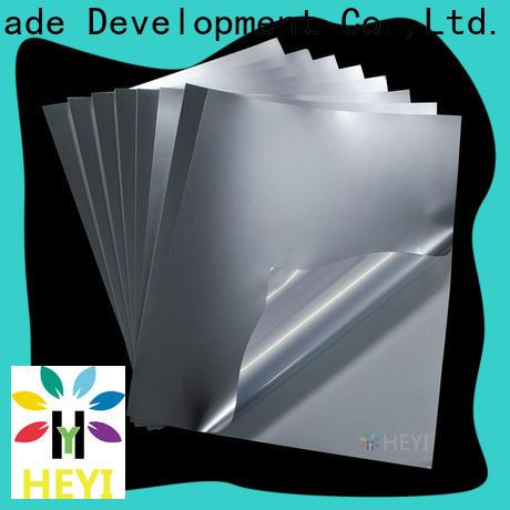 HEYI printable adhesive vinyl factory price for wear