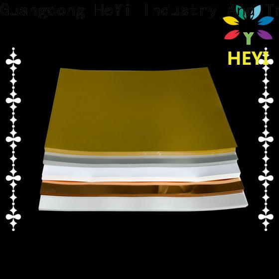 HEYI Professional printable adhesive vinyl price for home decor
