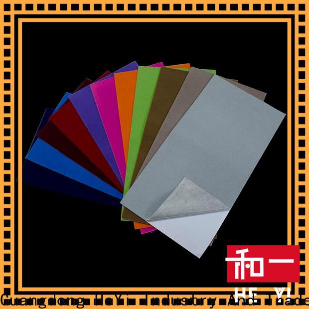 Latest vinyl sticker sheets vendor for bags