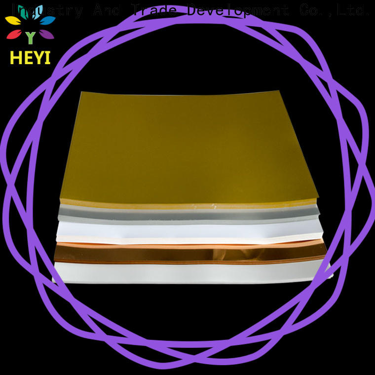 HEYI printable vinyl paper manufacturers for wear