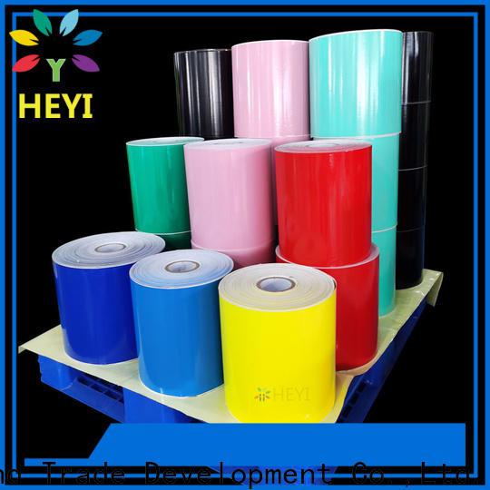 HEYI New adhesive vinyl rolls wholesale for scrapbooking