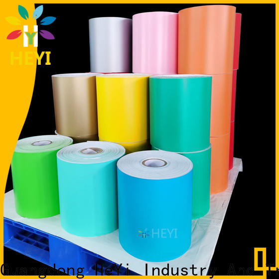 High-quality adhesive vinyl rolls suppliers for car decor