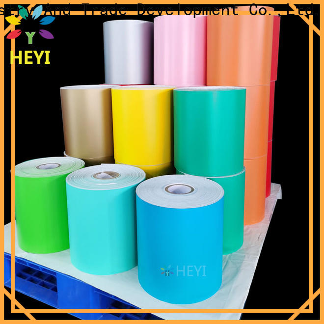 HEYI adhesive vinyl rolls cost for home decor