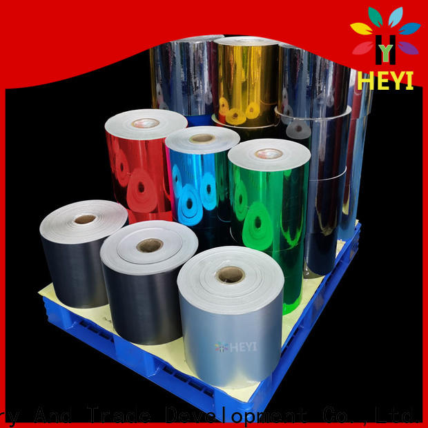 HEYI Best adhesive vinyl rolls price for car decor