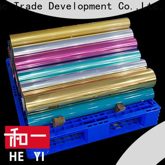 HEYI vinyl supplies vendor for home decor