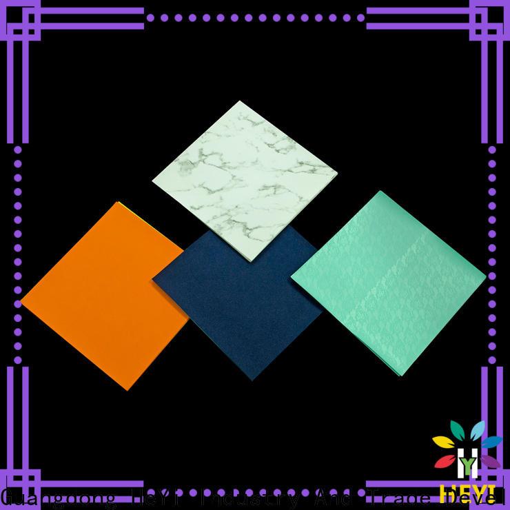 New vinyl sheets supply for tiles