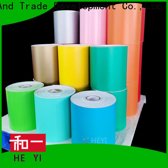 HEYI adhesive vinyl rolls vendor for home decor