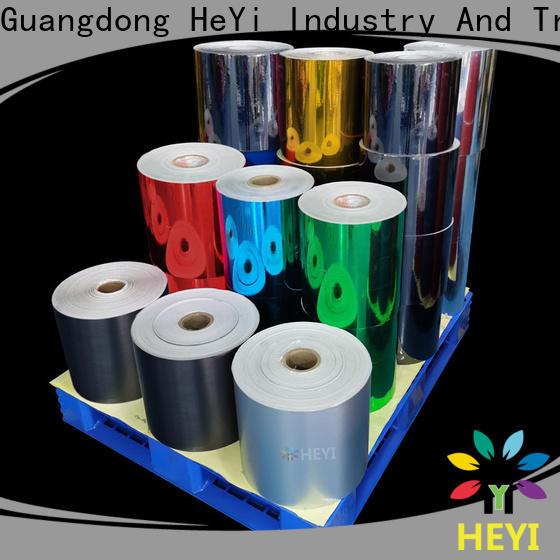 HEYI adhesive vinyl rolls price for car decor