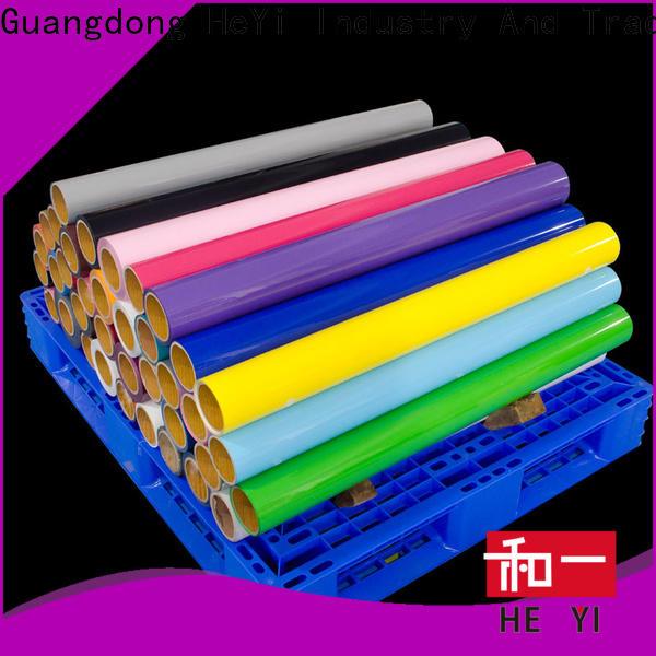 Latest best heat transfer vinyl supply for bags