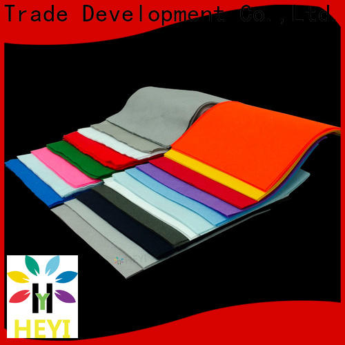 HEYI vinyl sheets for sale for home decor