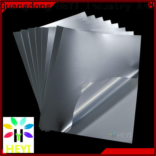Latest printable adhesive vinyl sheets manufacturers for wear