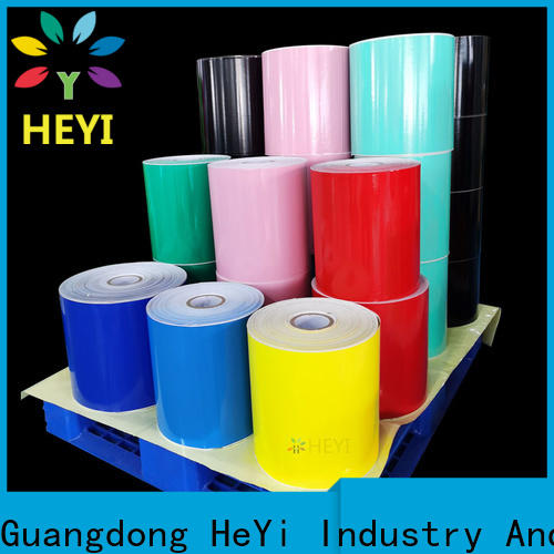HEYI Latest adhesive vinyl rolls for sale for marking and decoration