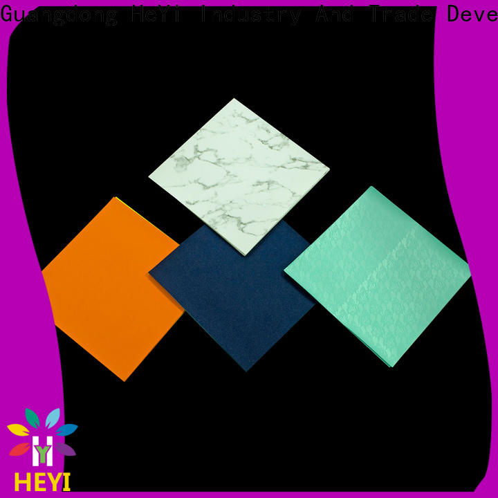HEYI Latest colored vinyl sheets factory price for tags, signs, etc