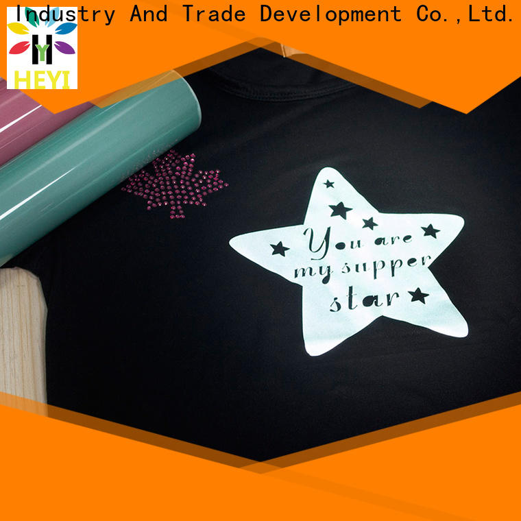 HEYI Quality buy heat transfer vinyl factory for home decor