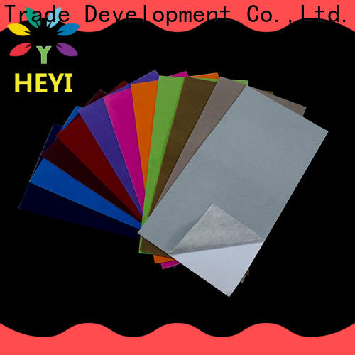 HEYI decorative vinyl sheets for sale for banners