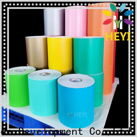 Custom adhesive vinyl rolls company for car decor