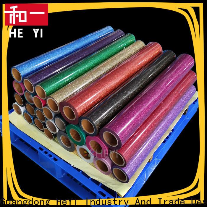 HEYI Latest vinyl rolls manufacturers for wear