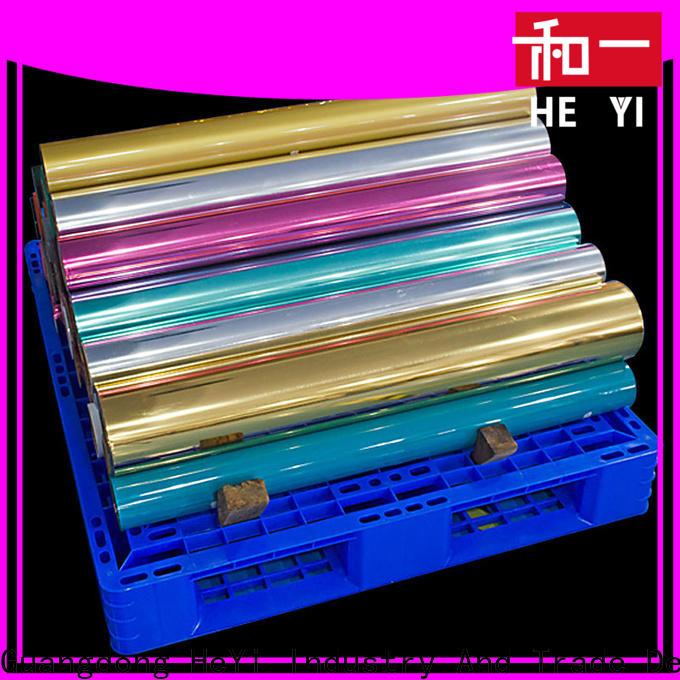HEYI Custom heat transfer paper wholesale cost for wear