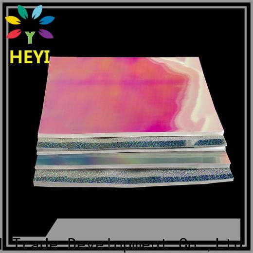 Professional printable vinyl sheets cost for bags