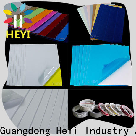 HEYI self adhesive die cut for tiles