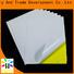 HEYI Latest printable vinyl sticker paper price for wear