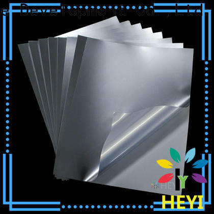 Quality printable vinyl paper factory for bags