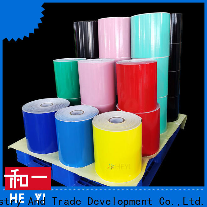 HEYI High-quality adhesive vinyl rolls for sale for home decor