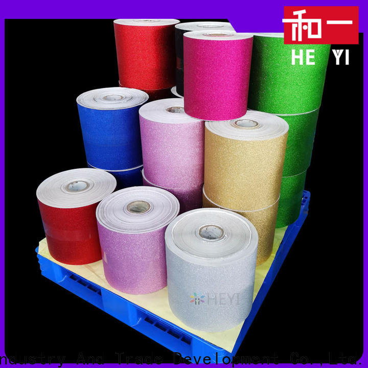 HEYI New adhesive vinyl rolls manufacturers for home decor