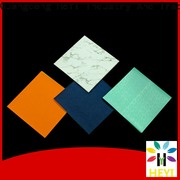 Custom made self adhesive vinyl sheets factory price for tiles
