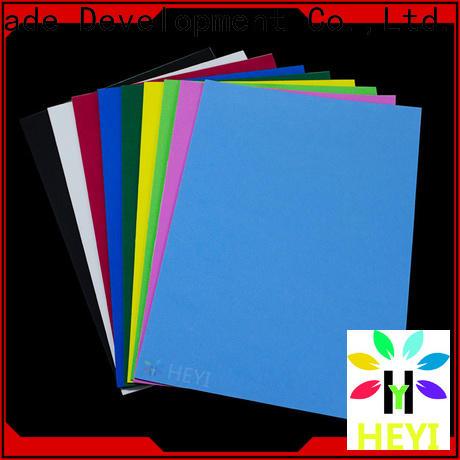 Custom buy vinyl sheets company for banners