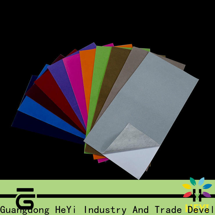 Customized self adhesive vinyl sheets vendor for home decor