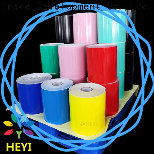 HEYI adhesive vinyl rolls factory for home decor