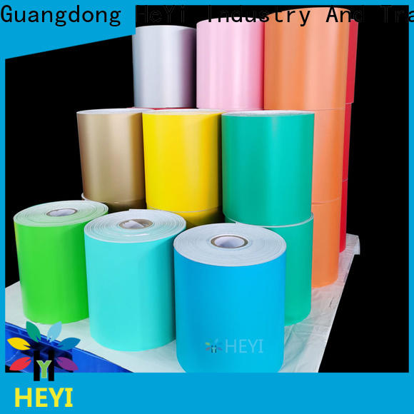 HEYI adhesive vinyl rolls factory price for home decor