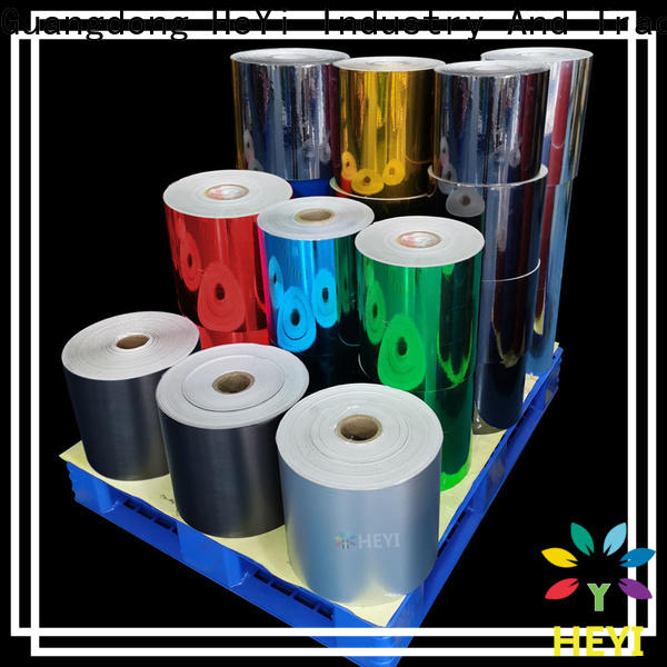HEYI adhesive vinyl rolls manufacturers for marking and decoration
