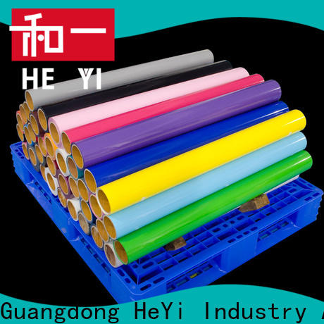 HEYI wholesale htv wholesale for bags