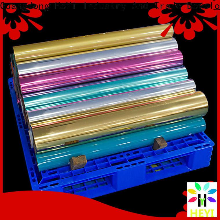Quality wholesale heat transfer vinyl rolls factory for wear