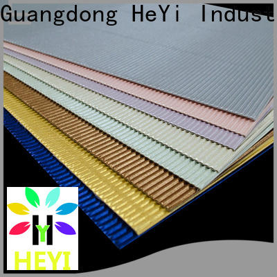 HEYI Customized buy vinyl sheets for sale for bags