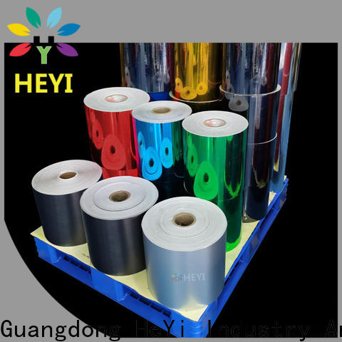HEYI adhesive vinyl rolls for sale for marking and decoration