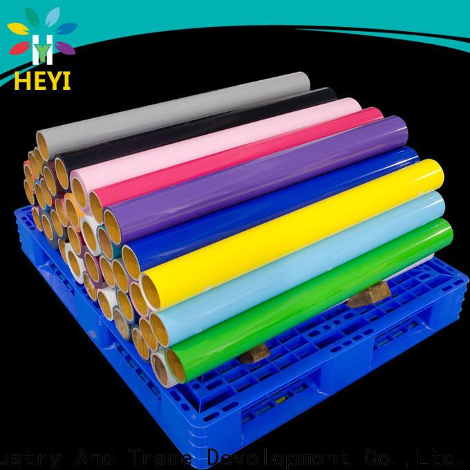 Custom wholesale heat transfer vinyl rolls company for home decor