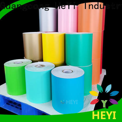 HEYI adhesive vinyl rolls for sale for scrapbooking