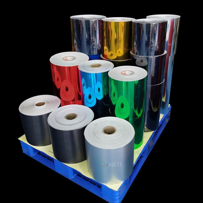 Metallic Adhesive Vinyl
