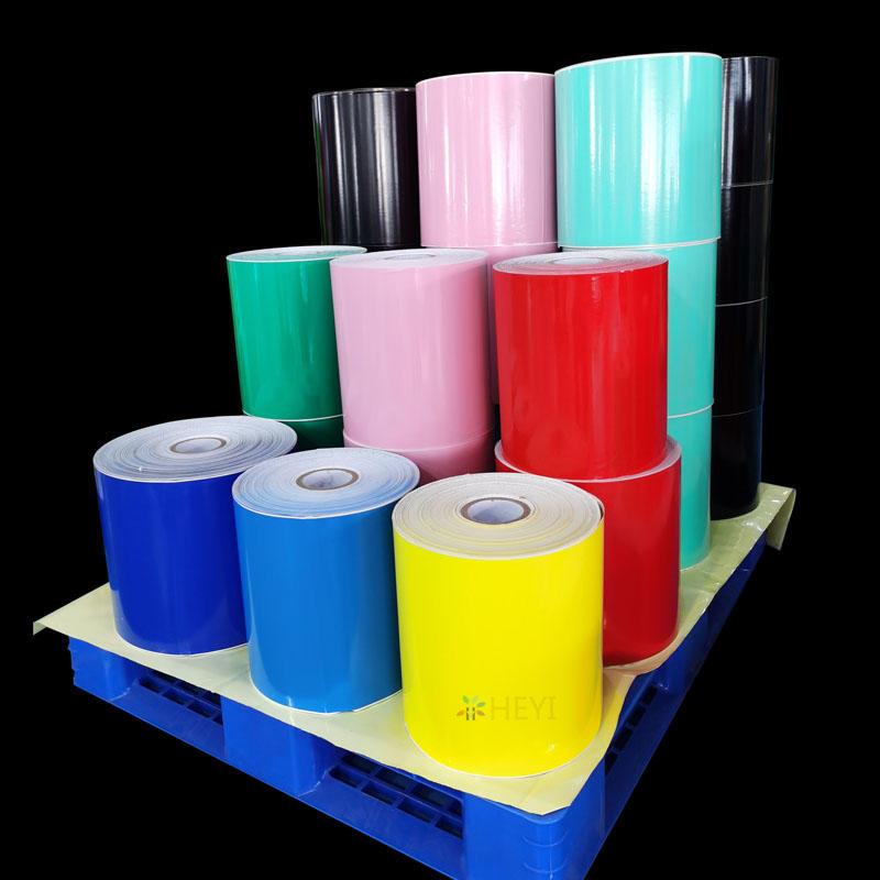 Glossy Adhesive Vinyl