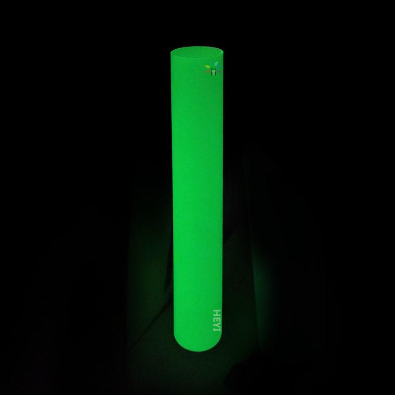 Glow-in-the-dark Heat Transfer Vinyl