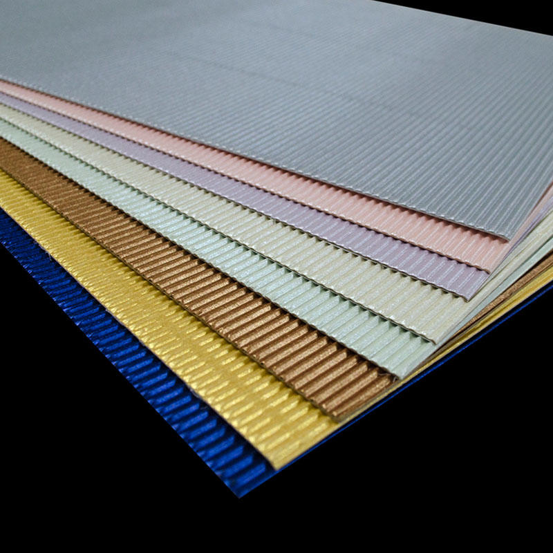 Self Adhesive Corrugated Paper